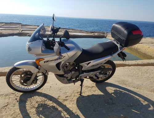 HONDA XL650V – SOLD